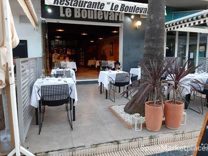 Benidorm, cozy restaurant for sale